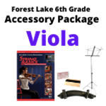 FL Viola Accessory Package