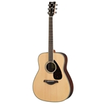 FG830 Solid Top Folk Guitar