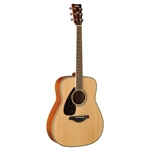 FG820L Left Handed Solid Top Acoustic