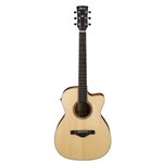 ACFS300CE-OPS Artwood Open Pore AC/EL Solid Top Guitar with Gig Bag