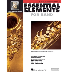 Essential Elements For Band - Book 2 Alto Sax