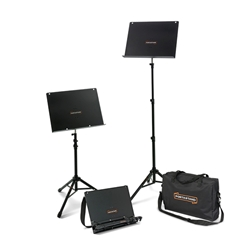 "Minstrel 2.0 Music Stand 16"" X 11.5"" with Carry Bag"