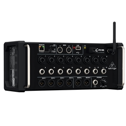 XR16 16 Input Digital Mixer for iPad & Android Tablets